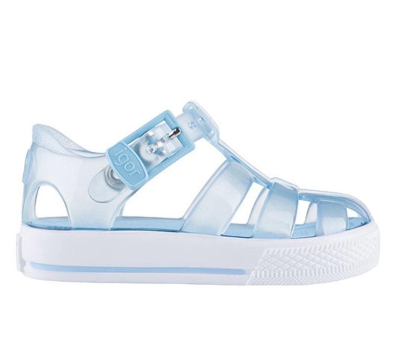 Igor sandalen lichtblauw
