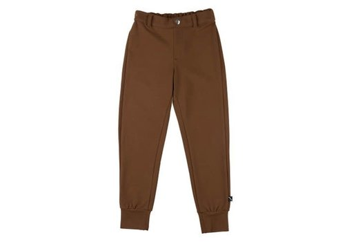 CarlijnQ CarlijnQ basics - chino jogger (brown)