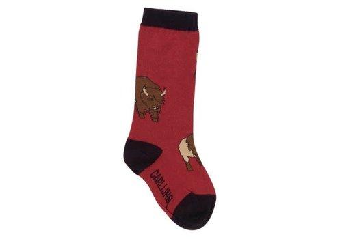 CarlijnQ CarlijnQ bison - knee socks