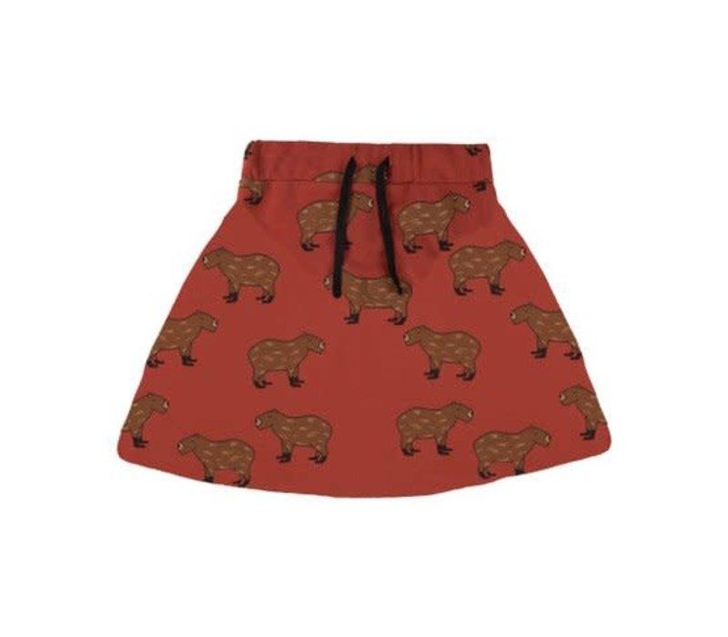 CarlijnQ capybara - skirt + pocket