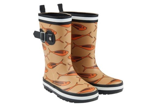 CarlijnQ CarlijnQ rainboots Goldfish