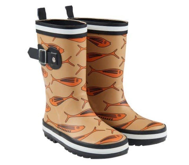 CarlijnQ rainboots Goldfish