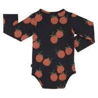 CarlijnQ blackberry - bodysuit wrapover