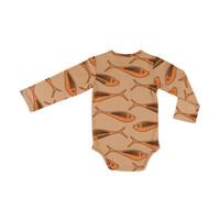 CarlijnQ gold fish - bodysuit