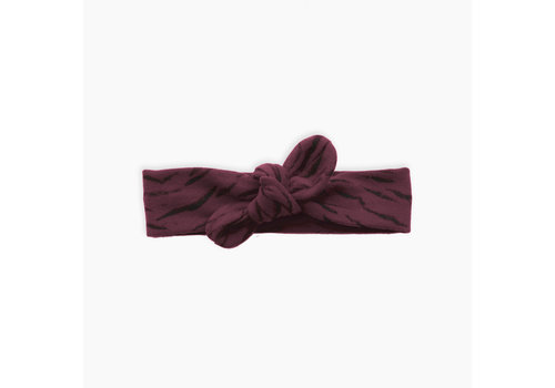 Sproet & Sprout Sproet & Sprout Headband Tiger AOP