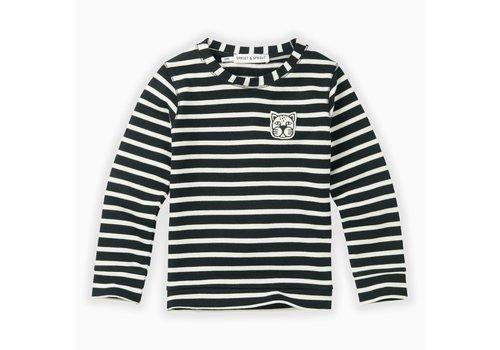 Sproet & Sprout Sproet & Sprout Sweatshirt Y/D stripe