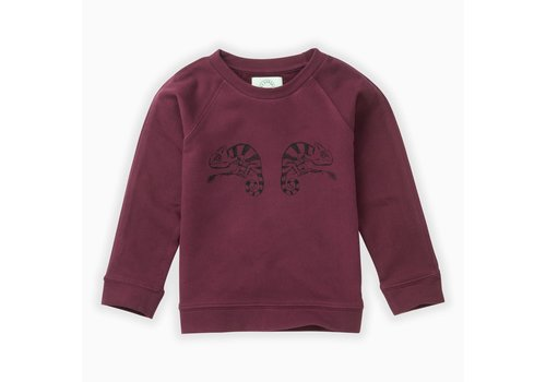 Sproet & Sprout Sproet & Sprout Sweatshirt Chameleon