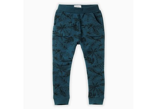 Sproet & Sprout Sproet & Sprout Sweatpants Tropical AOP