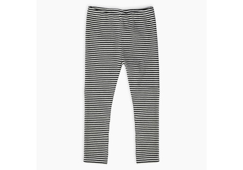 Sproet & Sprout Sproet & Sprout Legging rib jersey Y/D stripe