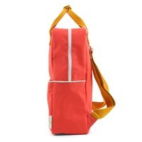 Sticky Lemon rugzak Teddy sporty red large