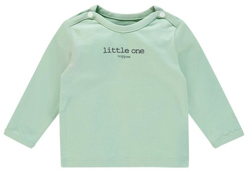 Noppies Noppies Longsleeve Hester Mint