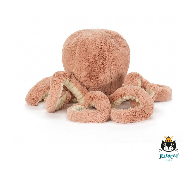 Jellycat Odell Octopus Baby