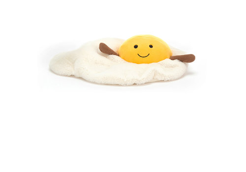 Jellycat Jellycat Amuseable Fried Egg