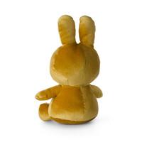 Nijntje velvet knuffel geel 23 cm