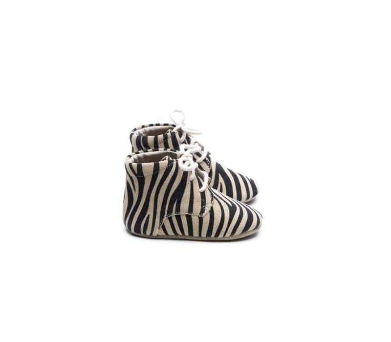 Mockies Classic Boots Zebra