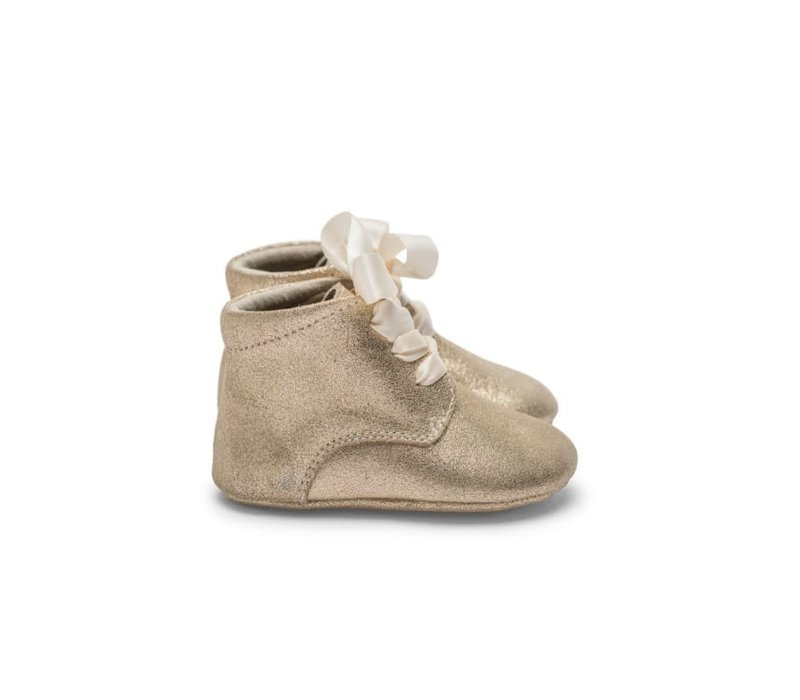 Mockies Classic Boots Gold LIMITED