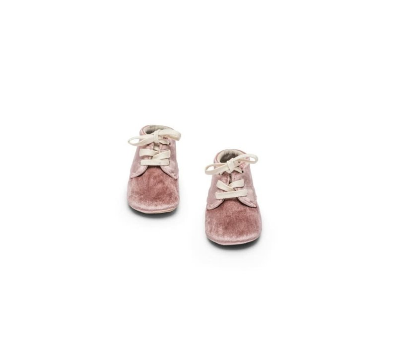 Mockies Classic Boots Velvet Pink LIMITED