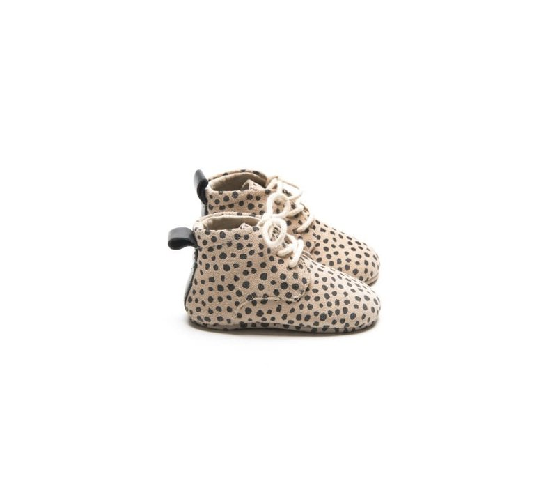 Mockies Classic Boots Speckle Sand