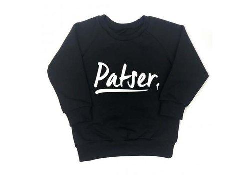 KMDB KMDB Sweater Patser Zwart