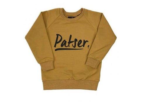 KMDB KMDB Sweater Patser Ocre