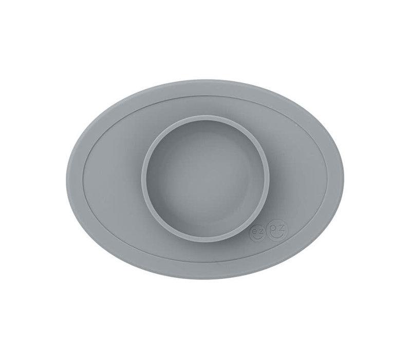 EZPZ tiny bowl grijs