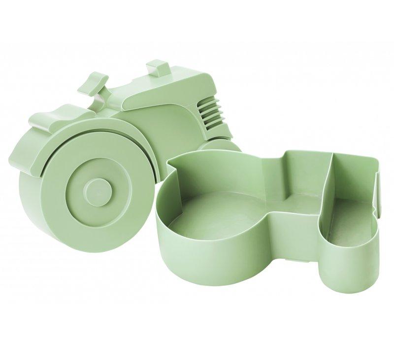 Blafre tractor broodtrommel groen