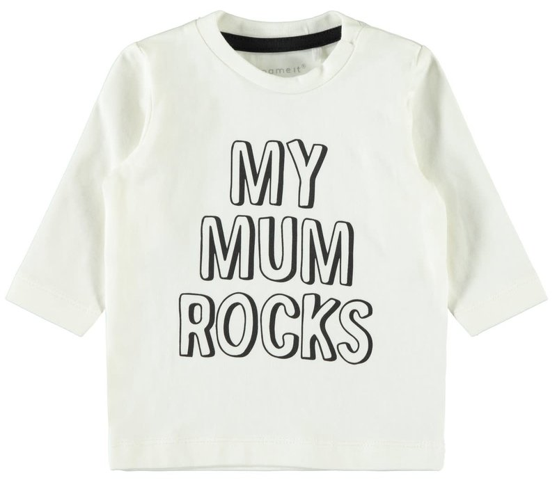 Name It Shirt Mum