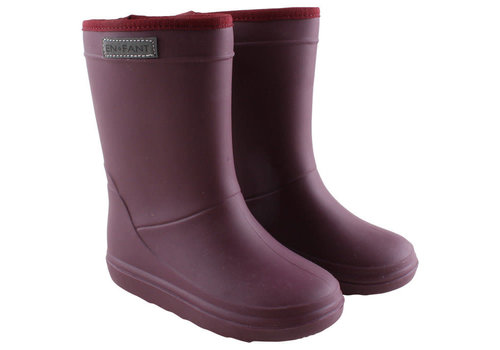 Enfant Enfant Thermo Boot Bordeaux