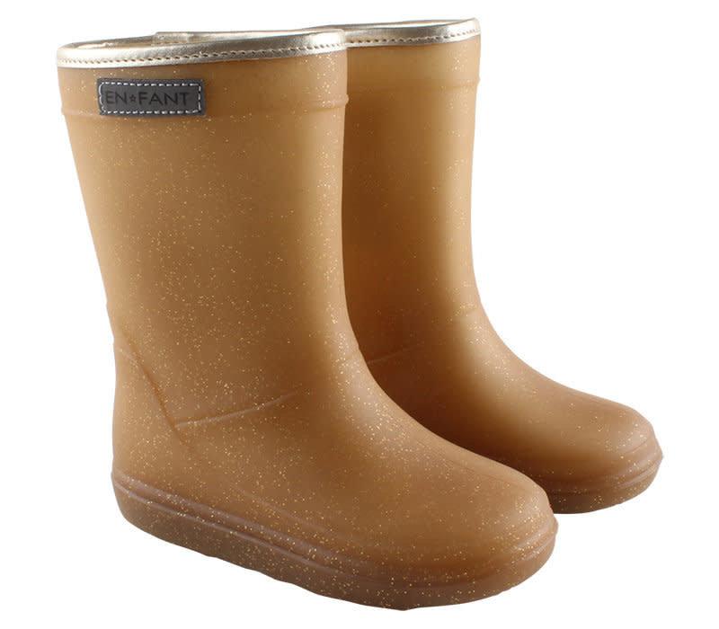 Enfant Thermo Boot Metallic Gold