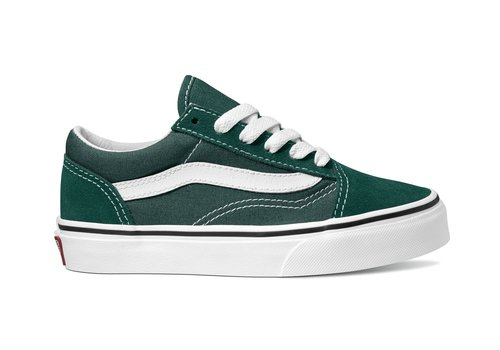 Vans Vans UY Old Skool TREKKING GREEN/TRUE WHITE