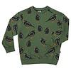 CarlijnQ CarlijnQ black bird - sweater