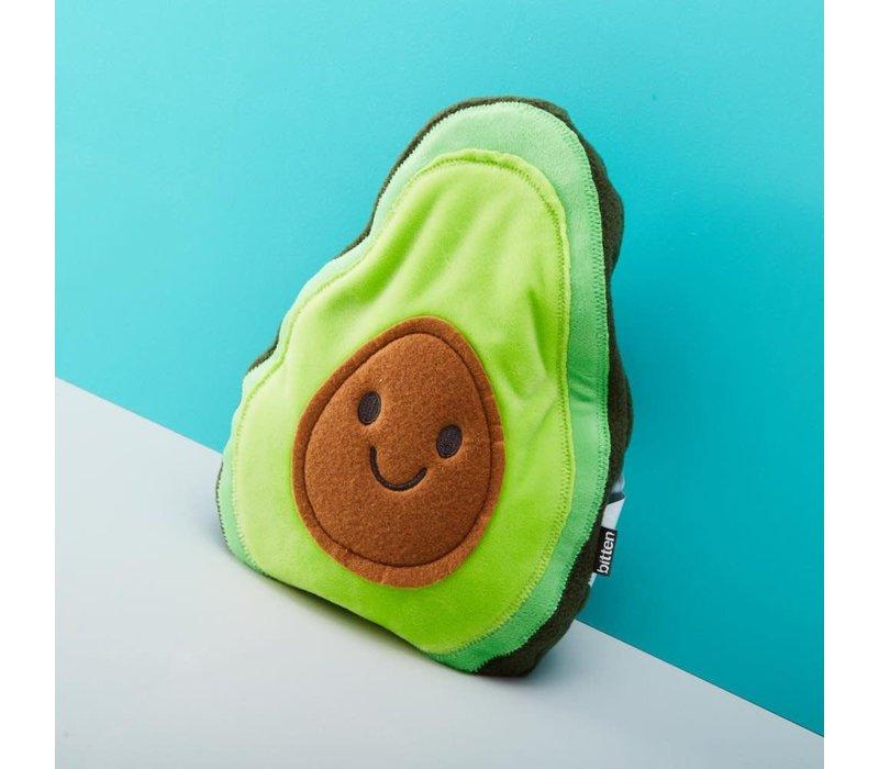 Bitten warmtekussen Avocado