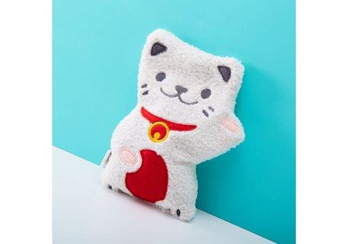 Bitten Bitten warmtekussen Lucky Cat