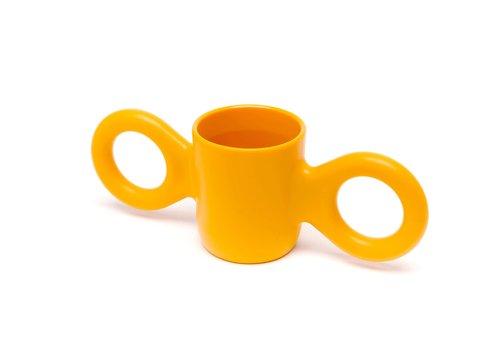 Gispen Dombo beker geel