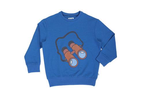 CarlijnQ CarlijnQ Binocular - sweater + print