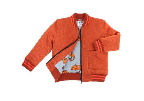 CarlijnQ CarlijnQ Glitter - bomberjacket + embroidery