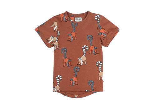 CarlijnQ CarlijnQ Maki - t-shirt dropback