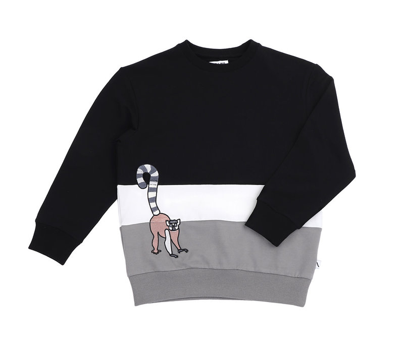 CarlijnQ Maki - sweater blocks