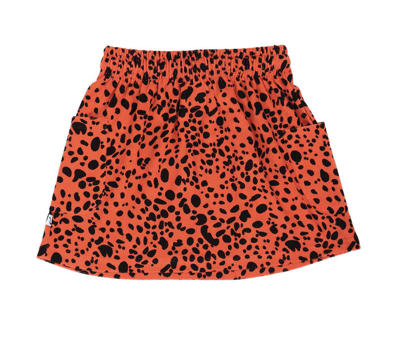 CarlijnQ Spotted animal - skirt with pockets