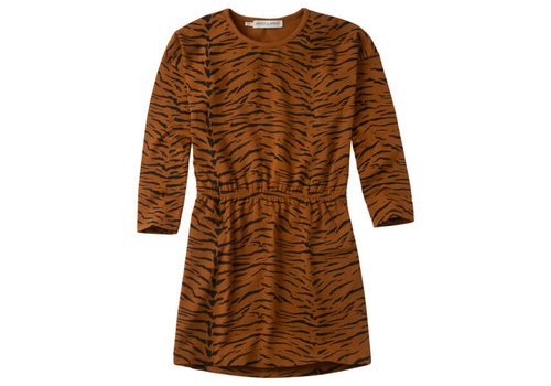 Sproet & Sprout Sproet & Sprout Dress print Tiger
