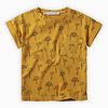 Sproet & Sprout Sproet & Sprout T-shirt print Palm Tree Curcuma