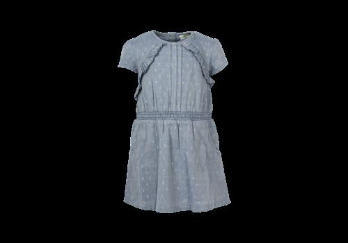 Enfant En Fant Dress Marshmallow
