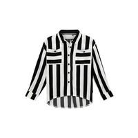 Levv FILOU S201 Black White Stripe