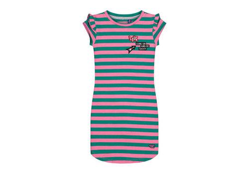 Quapi Quapi ABBY S202 Balad Pink Stripe