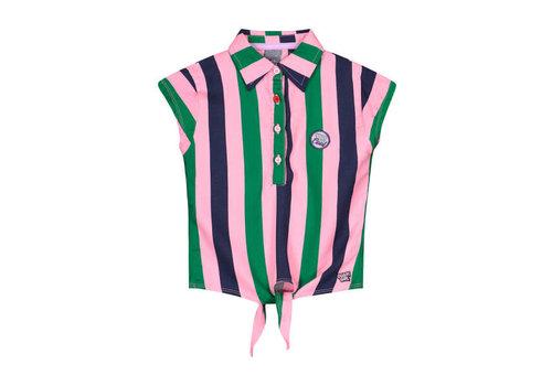 Quapi Quapi AMINE S202 Multi Color Stripe