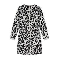 Quapi ADELE S201 Dark Grey Leopard