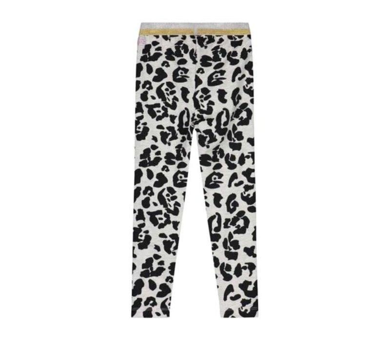 Quapi ANNEBEL S201 Dark Grey Leopard