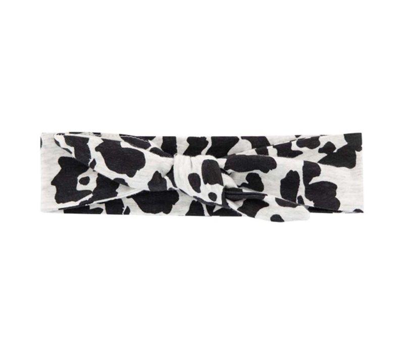 Quapi ASHLEY S201 Dark Grey Leopard