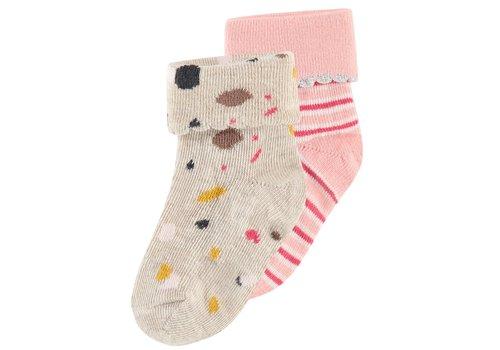 Noppies Noppies G Socks Ann Arbor Whisper White Melange