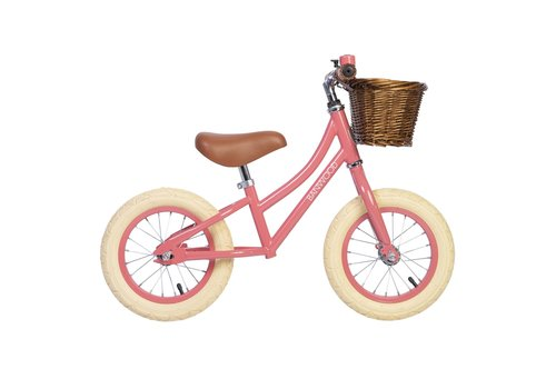 Banwood bike roze